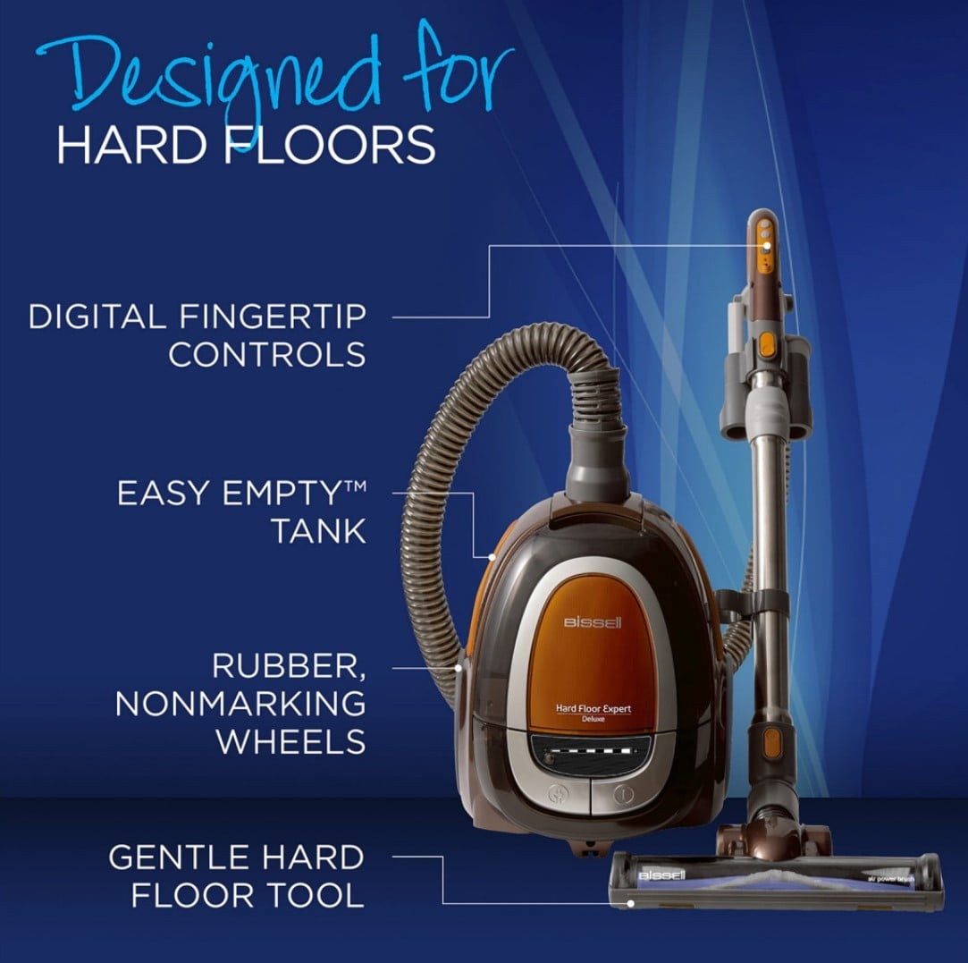 Bissell Hardwood Floor Cleaner Vacuum Hunt