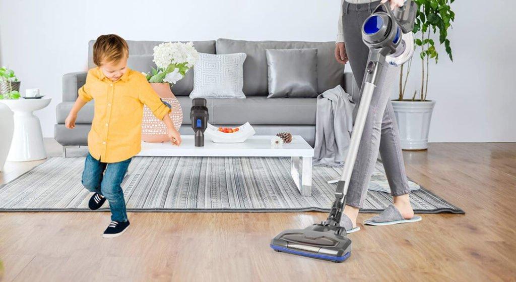Best Cordless Stick Vacuum for Hardwood Floors