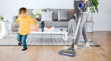 Best Cordless Stick Vacuum for Hardwood Floors