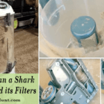How to Clean a Shark Vacuum and its Filters