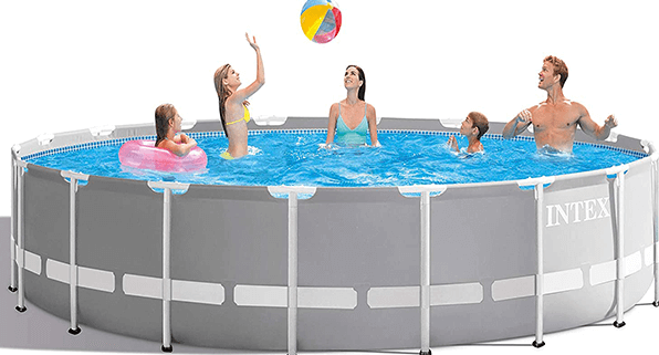 Intex Prism Frame Pool Set