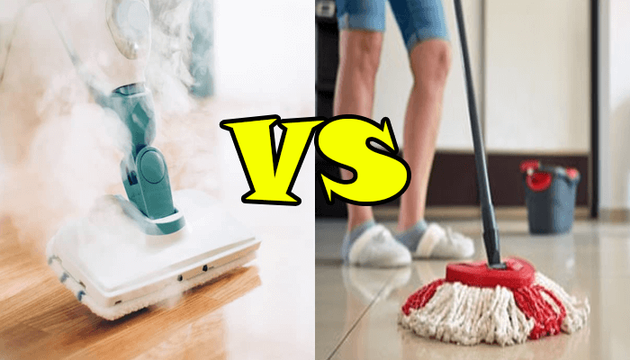 Steam Mop vs Regular Mop