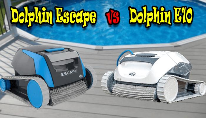 Dolphin Escape vs Dolphin E10