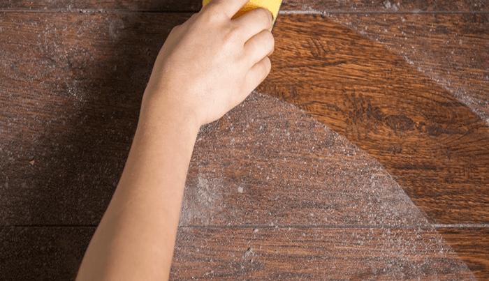 How to Remove Haze From Engineered Hardwood Floors