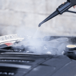 Steam Cleaner For Car Engines