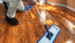 Can You Use Fabuloso on Engineered Hardwood Floors