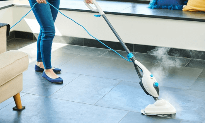Do Steam Mops Damage Tile Floors