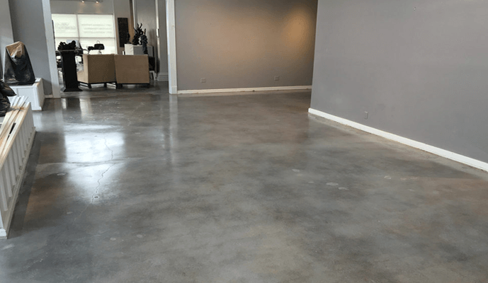 How to Remove Stains from Polished Concrete Floors