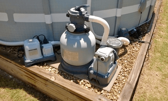 Can I Use A Sand Filter with Saltwater Pool System