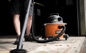 How Does a Shop Vac Work