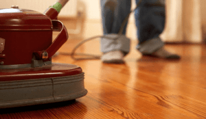 How to Polish Hardwood Floors with Buffer