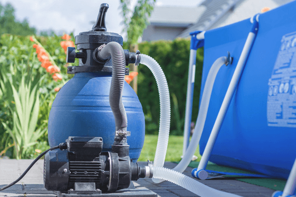 Will A Sand Filter Remove Iron from Pool Water