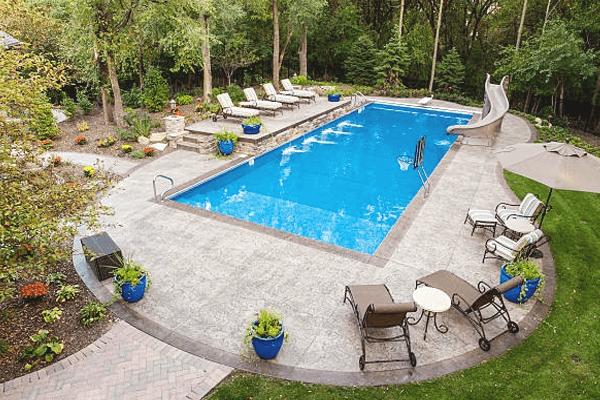 Pool Patio Ideas on a Budget
