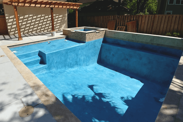 Types of Pool Finishes