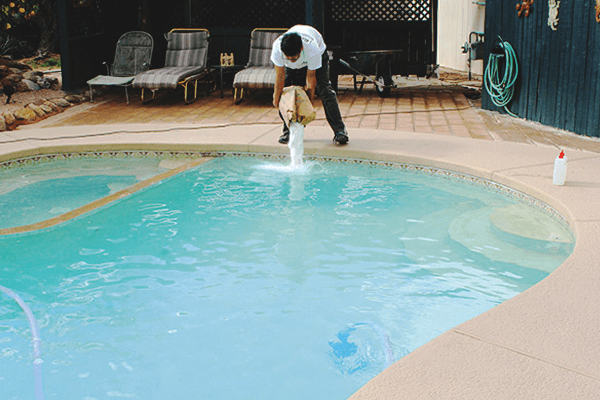 Poured Too Much Flocculant in the Pool